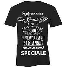 Amazon It Magliette 18 Anni