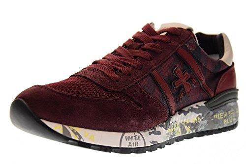 De Descuento Populares PREMIATA scarpe uomo sneakers basse LANDER 2355 BORDEAUX Bordeaux Salida El Más Barato P6IwSseWG1