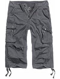 Brandit Urban Legend 3/4 Herren Cargo Short Hose (S bis 7XL)