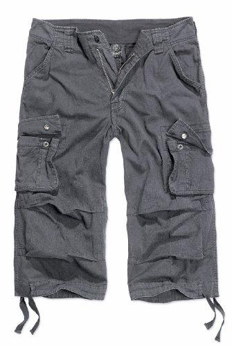Brandit Urban Legend 3/4 Herren Cargo Short Hose Anthrazit