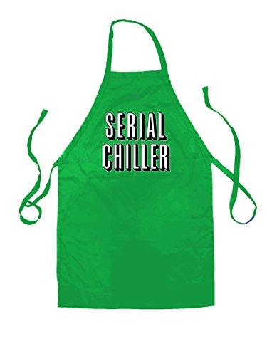 sex Schürzen Passend Für Erwachsene - Leuchtend Grün - Eine Größe (Dexter Halloween-kostüm)
