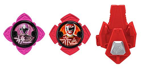 Power Rangers 43490Ninja Steel Power Star Packung mit Werkzeug.