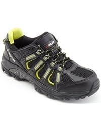 Bellota Trail S1P–chaussures, 45, noir