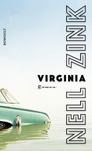 Buchseite und Rezensionen zu 'Virginia' von Nell Zink