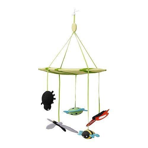 Preisvergleich Produktbild IKEA LEKA Baby Mobile in bunt