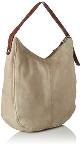 Liebeskind Berlin - Chatsworth City, Borse Tote Donna Grigio (Metero Sand)