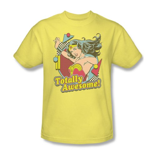 Dc - Totally Awesome T-Shirt Männer Banana