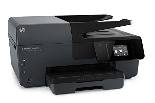 Bild 7: HP Officejet Pro 6830 ePrint Multifunktionsdrucker (Scanner, Kopierer, Fax, Drucker, WiFi, Duplexdruck) schwarz