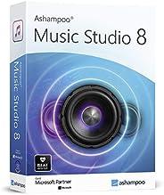 Music Studio 8 - Audio Recorder, professionelles Tonstudio zum Aufnehmen, Bearbeiten und Abspielen aller gängi