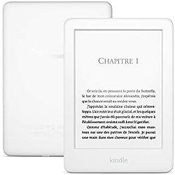 Nouveau Kindle, maintenant avec un éclairage frontal intégré - Avec offres spéciales, Blanc
