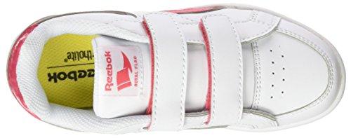 Rosa 27 Rosa Real Rosa Eu Branco Velho Destemido Sneaker Novo Reebok Bebê Nobre branco 4C0Y0