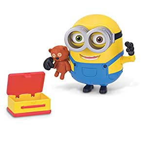 The Minions Deluxe Action Figure [Bob with Teddy Bear