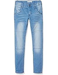 Name It Nittitan Slim/Xsl Dnm Pant Doub Nmt Noos, Jeans Garçon