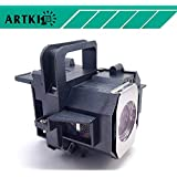 ELPLP49 / V13H010L49 Replacement Lamp for Epson PowerLite 9700UB 6500UB 8100 8345 8350 7100 9100 9350(by Artki)
