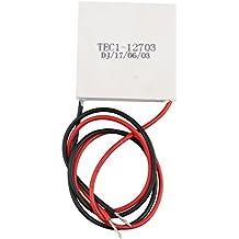 HALJIA Módulo de placa de refrigeración TEC1 – 12703 – Disipador de ...
