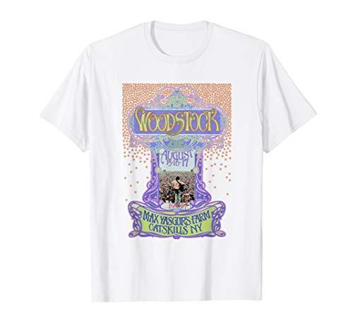 Woodstock - Max Yasgur's Farm T-Shirt T-Shirt -