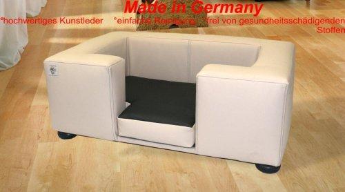 hundeinfo24.de SILVIO DESIGN | Compact – beige | L 60 x B 90 x H 30 cm