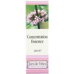 Jan de Vries - Concentration Essence - Blütenessenz 30ml