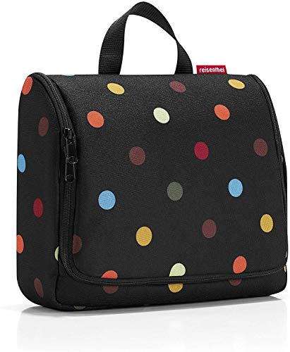 Reisenthel Trousse de toilette, Dots , Black