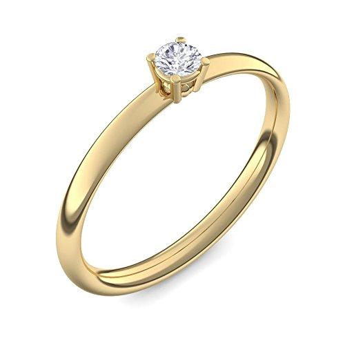 gold ring verlobungsringe gold silber 925 hochwertig. Black Bedroom Furniture Sets. Home Design Ideas
