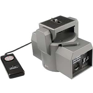 Maxwell MP-101 Tête panoramique motorisée 3D avec télécommande filaire (Argent)