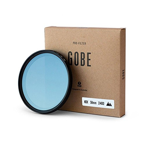 Gobe NDX 58mm variabler Neutral Density Objektivfilter