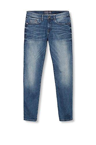 Esprit 106ee2b009-5 Pocket, Jeans Homme Bleu (blue Medium Wash 902)