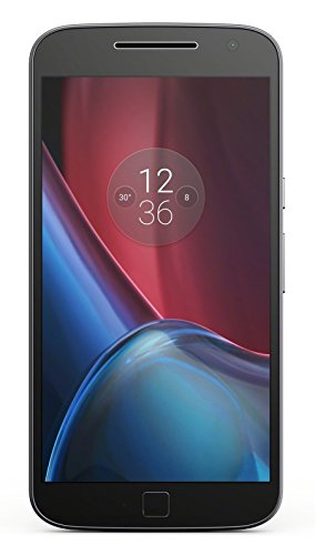Moto G Plus, 4th Gen (Black, 16 GB) - Upgradable...