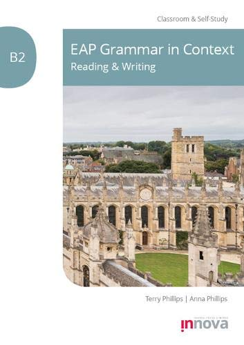 EAP Grammar in Context: Reading & Writing - B2