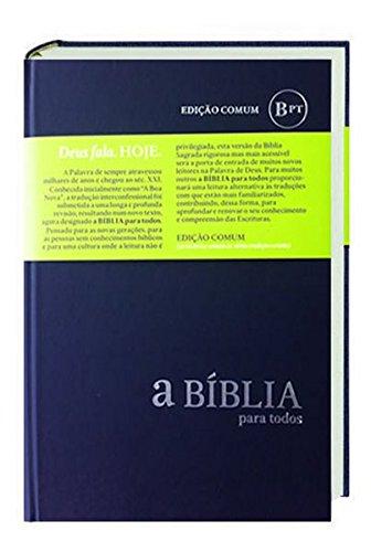 Bibel Portugiesisch - a Bíblia para todos: Übersetzung in der Gegenwartssprache