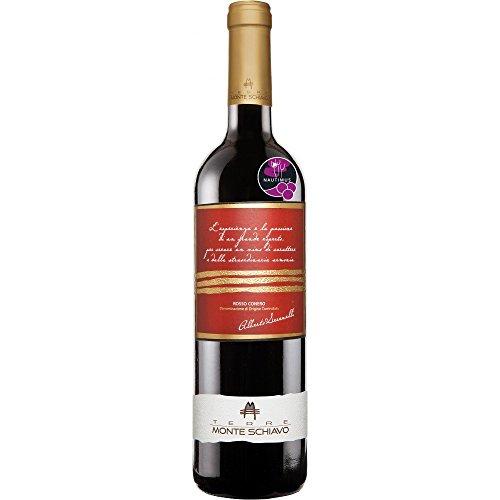 Monte Schiavo Serenelli Rosso Conero Doc, 2015-6 Confezioni da 750 Ml
