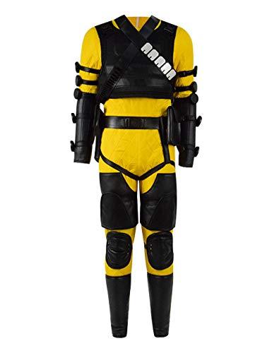 Legends Wraith Cosplay Outfit Kostüm für Mann (3XL, Style 2) ()