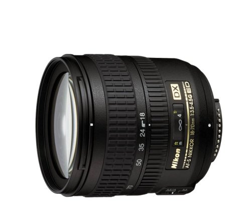 Nikon AF-S DX 18-70mm f/3.5-4.5 G IF ED Zoom grand angulaire super performant