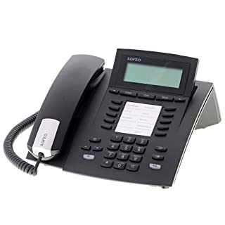 Agfeo Systemtelefon ST 22 schwarz
