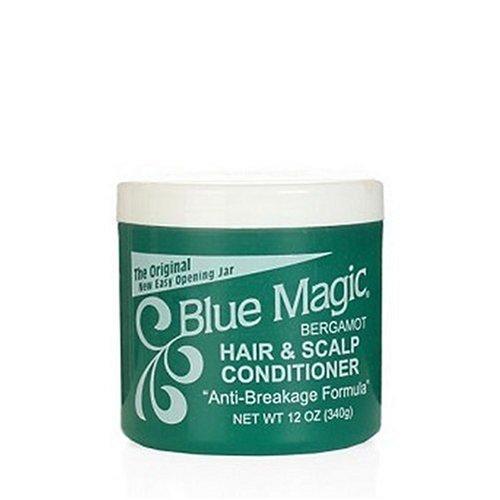 Blue Magic Bergamote cheveux et cuir chevelu Après-shampooing 340 g