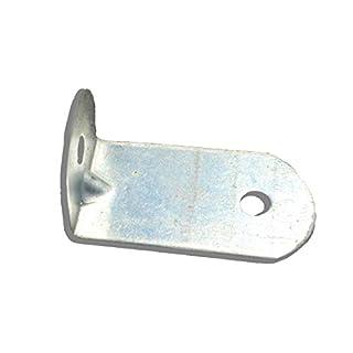 15 pcs. x 90 Degree Right Angle Brackets 20mm x 40mm x 25mm Corner Braces