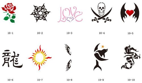 set-de-plantillas-para-tatuaje-temporal-brillante-fengda-s10