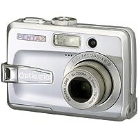 Pentax Optio E 10 Digitalkamera (6 Megapixel, 3fach opt. Zoom)