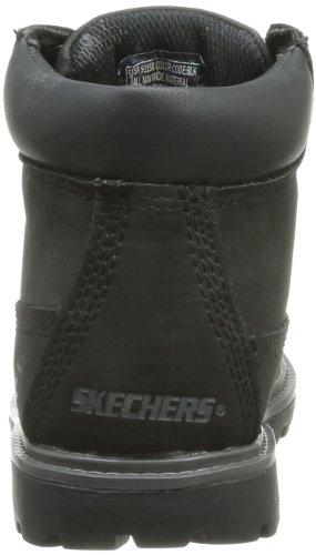 Skechers Mecca Bunkhouse, Boots garçon Noir