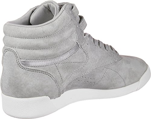 Reebok F / S Salut Nbk, Chaussures De Gymnastique Grises Pour Femmes