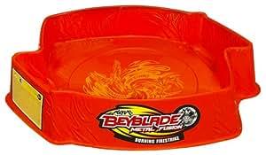 Beyblade - 19580 - Jeu de Plein d'air - Metal fusion Beystadium - Saison 1 - Orange
