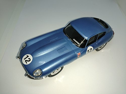 Scalextric jaguar e type altaya coches miticos