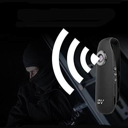 EisEyen Mini Recording Kamera 1080P Door Sports Camera Weitwinkel Überwachungskamera Wireless-spion-kamera-uhr