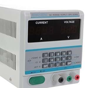 Laboratoire de contrôle de Souked DPS- 305BM 30V 5A DC numérique réglable Alimentation