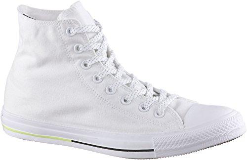 Converse Chuck 153792C Sneaker High black/white/lava Blanc