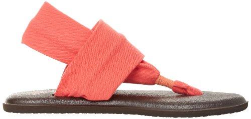 Sandales W Yoga Sling 2 Sanuk - Gris pink