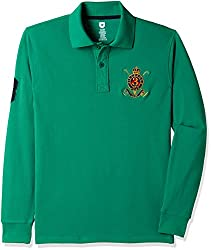 612 League Boys T-Shirt (ILW17I16008F_Green_5-6 Years)