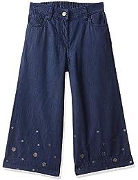 USPA KIDS Baby Girl's Slim Fit Jeans