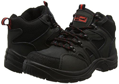 Blackrock  SF36, Herren Sicherheitsschuhe schwarz 9 UK, 4 UK F, schwarz schwarz