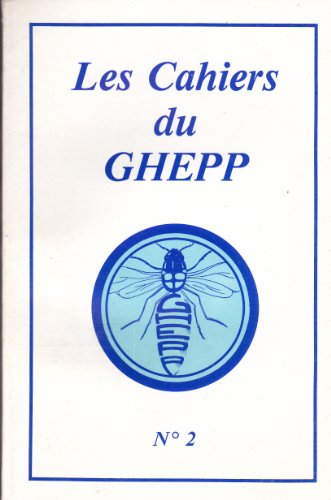 Les Cahiers du GHEPP par Groupe homéopathique d'études psychopathologiques